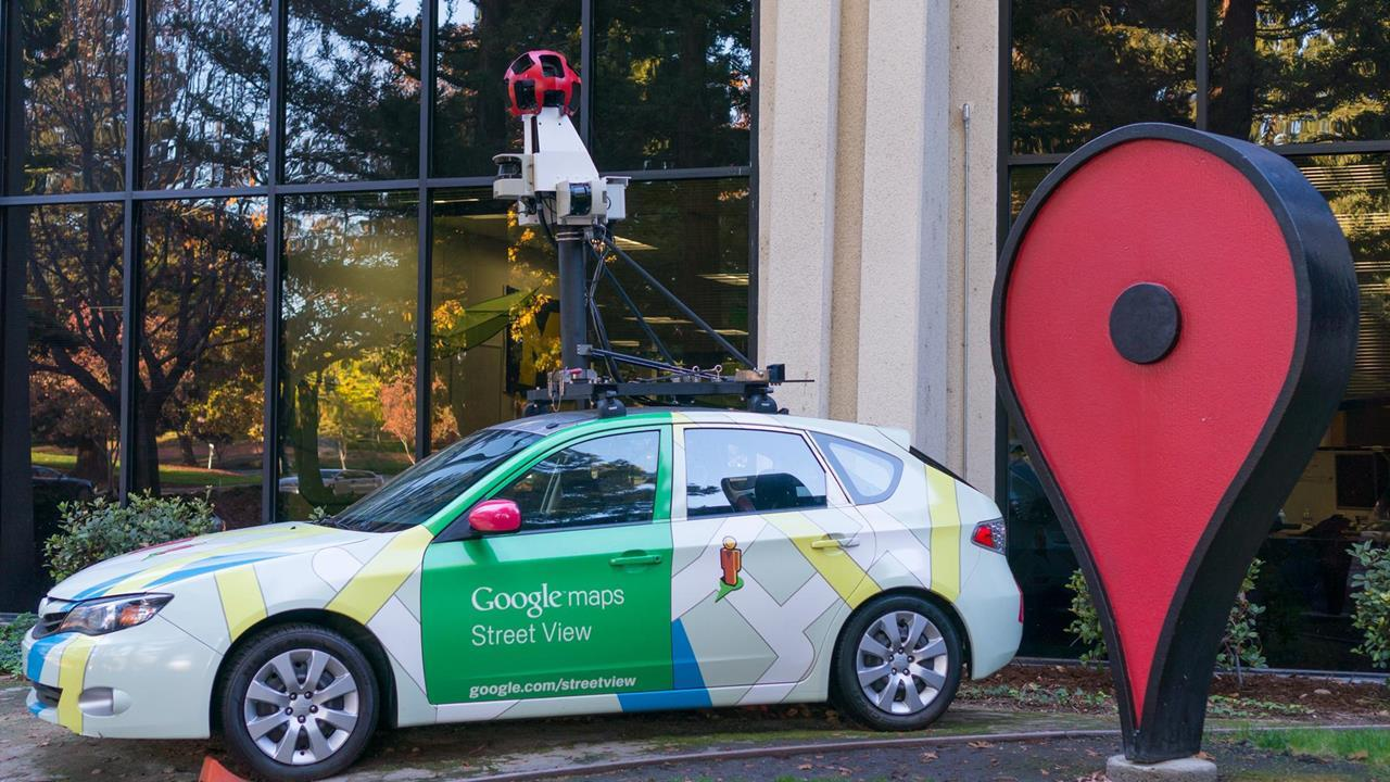 Google Street View Cars Map Methane Leaks In Major US Cities - View us map