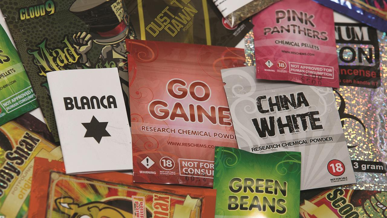 The rising tide of 'legal highs' | Feature | Chemistry World