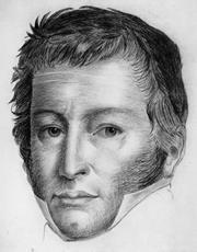 Heinrich Emmanuel Merck, circa 1820.