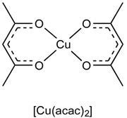 flexible copper [Cu(acac)2]