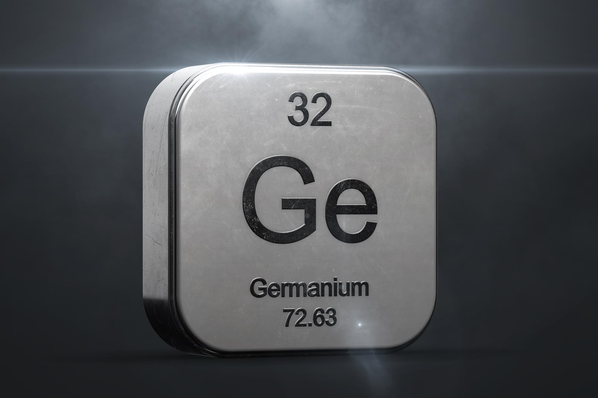 Germanium Analogue Of Cyclobutadiene Isolated Research Chemistry