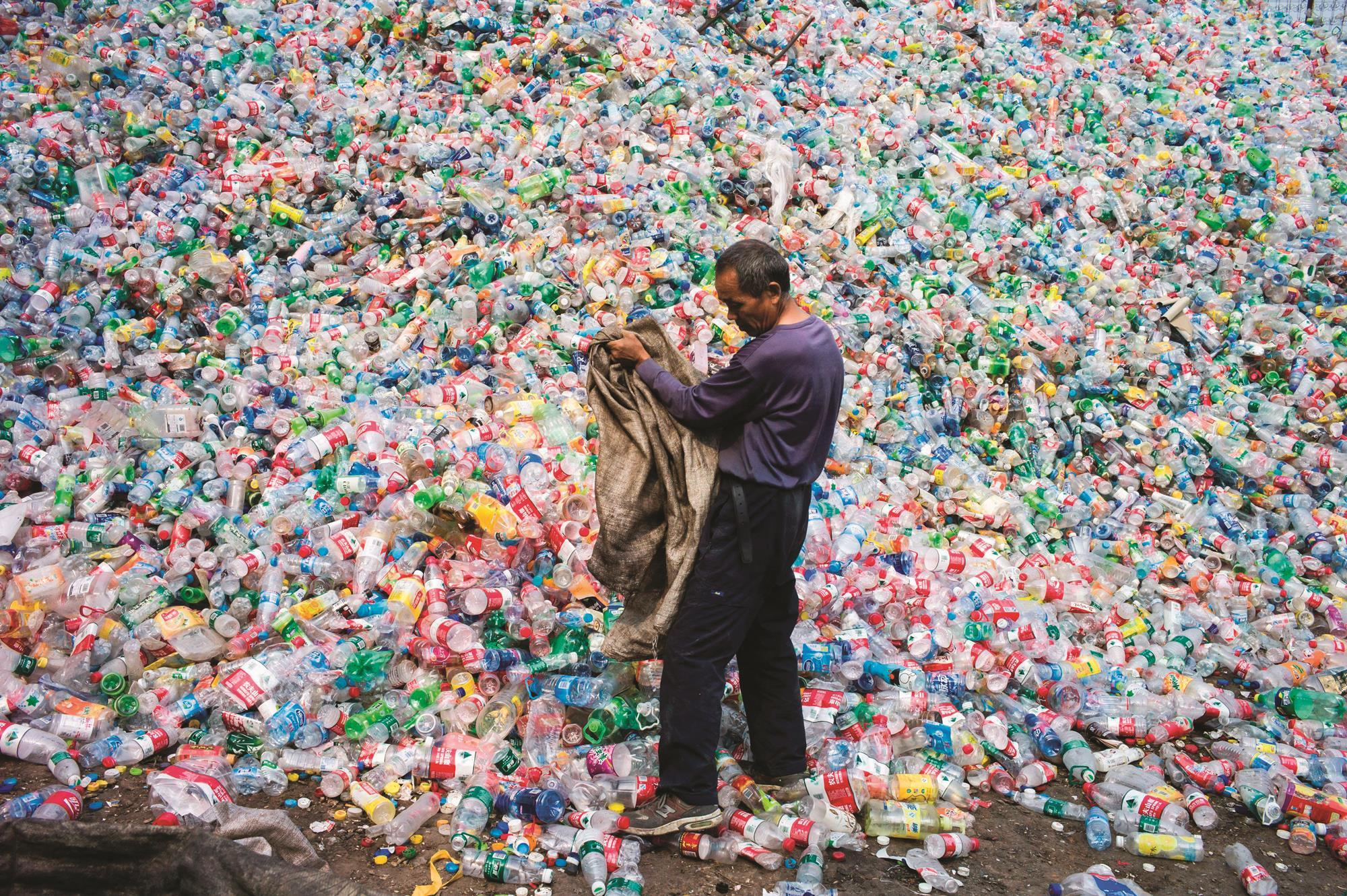 Recycling is taking back plastic | Feature | Chemistry World