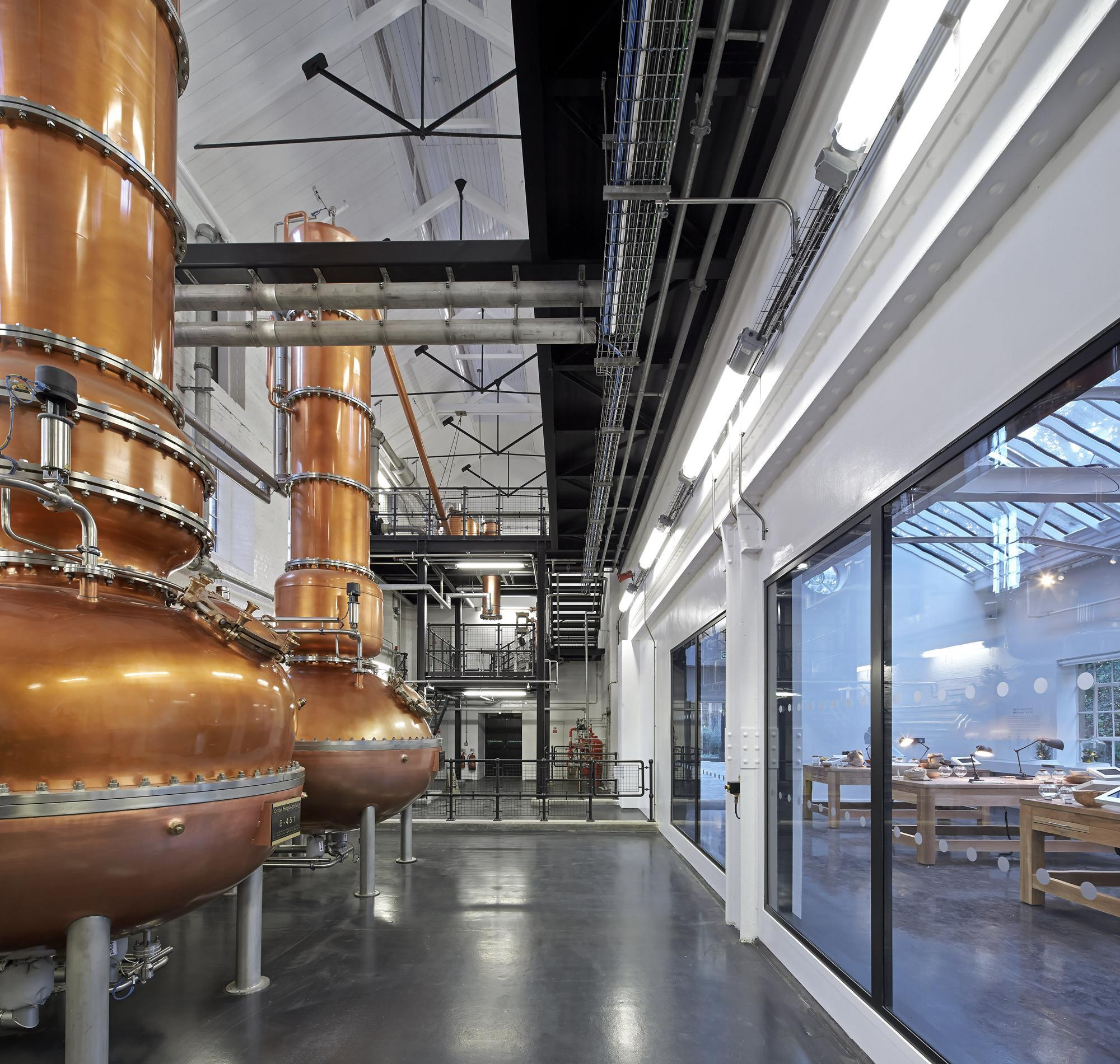 The Science Of Distilling Gin Feature Chemistry World Whiskey Still Diagram