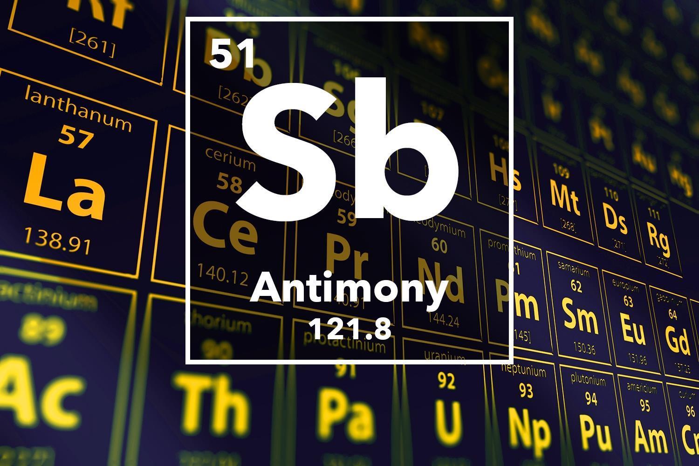 Antimony Podcast Chemistry World