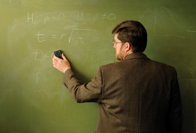 Missing mathematics? | Opinion | Chemistry World