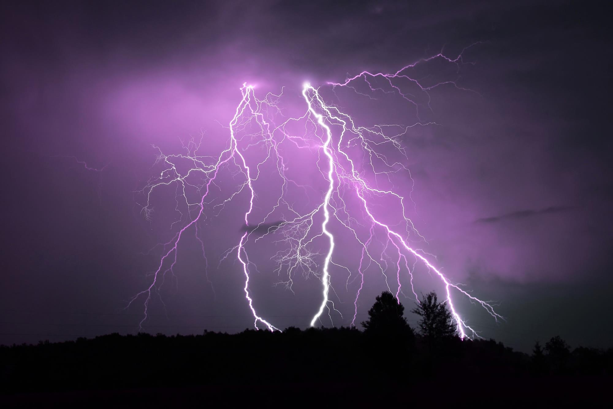 Lightning Strikes Cause Nuclear Reactions In The