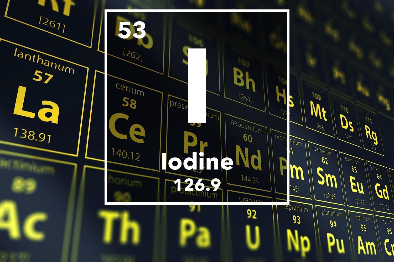 Iodine Podcast Chemistry World