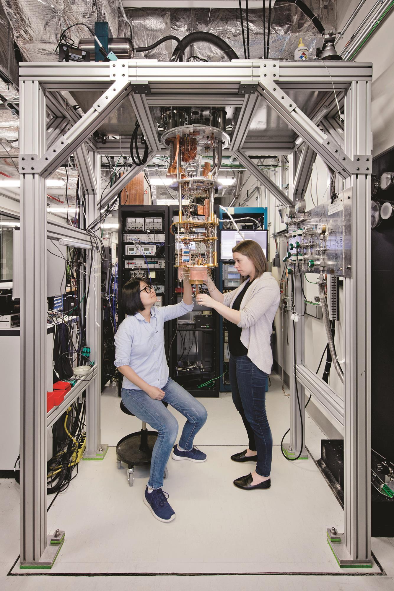 Quantum chemistry on quantum computers | Feature | Chemistry