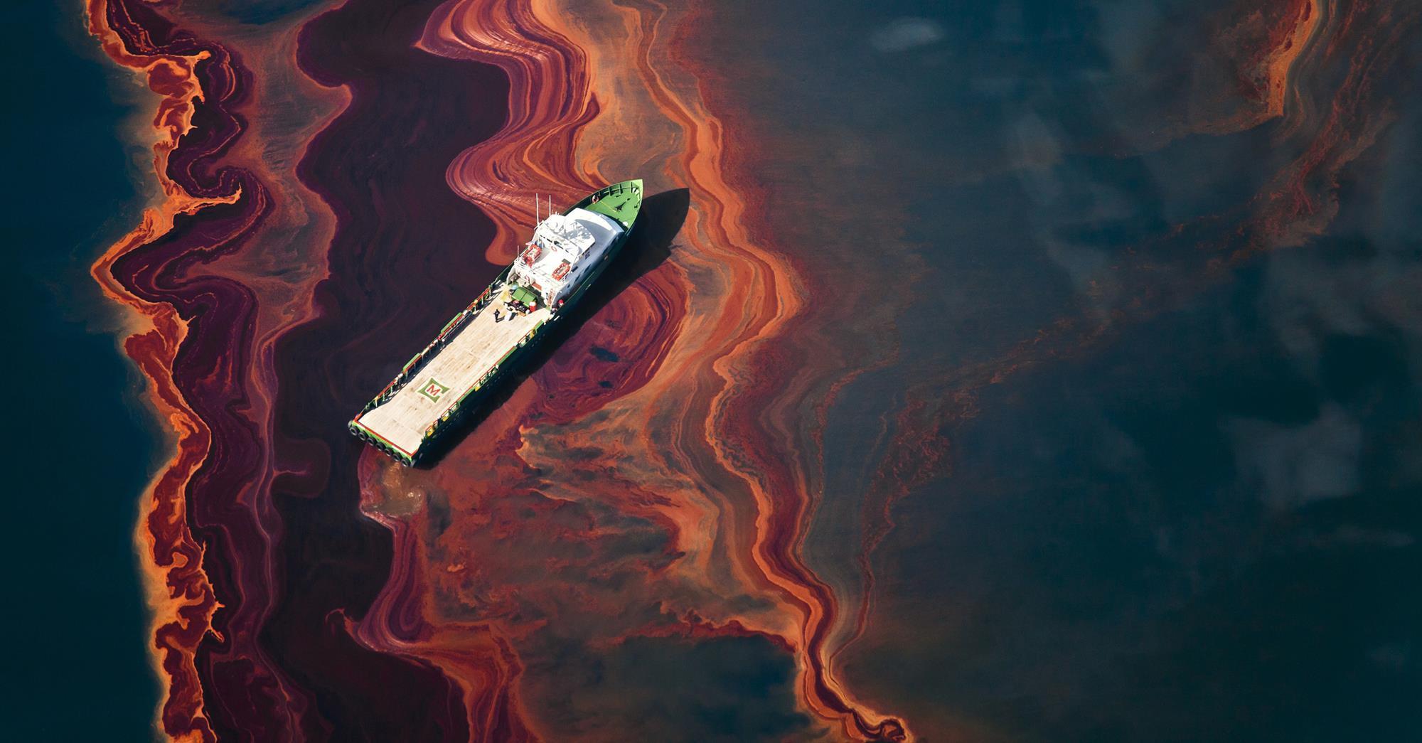 Hasil gambar untuk oil spill