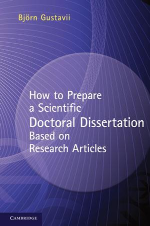 doctoral thesis articles How to write a successful phd research proposal experience in doing research and how you are planning to go about writing your thesis in addition to this.