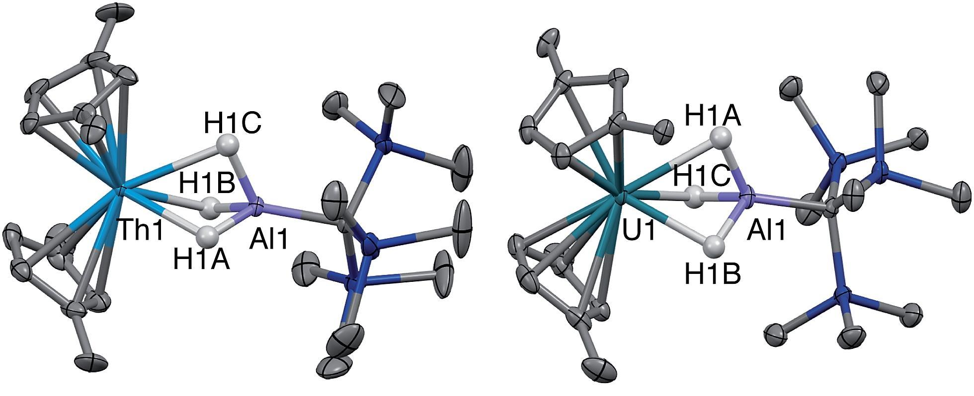 Exotic Interactions Uncovered In Actinide Systems Research F Block Orbital Diagram Chemistry World