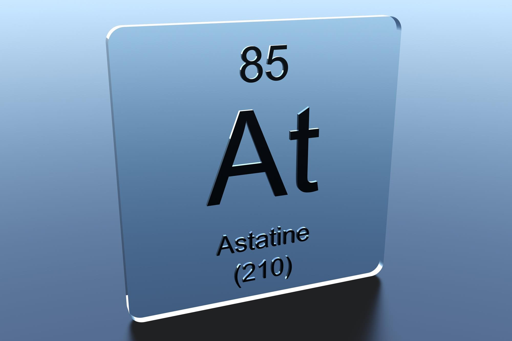 Theory Finds Window For Astatine Species Existence Research