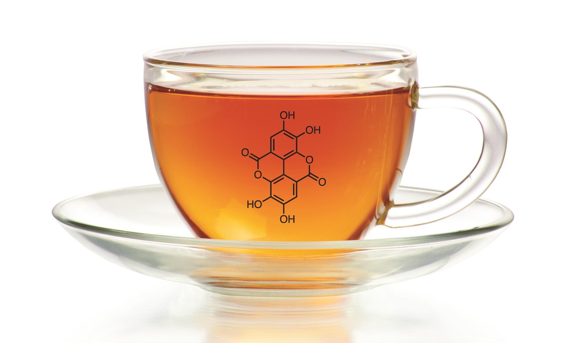 study of acidity of tea leaves