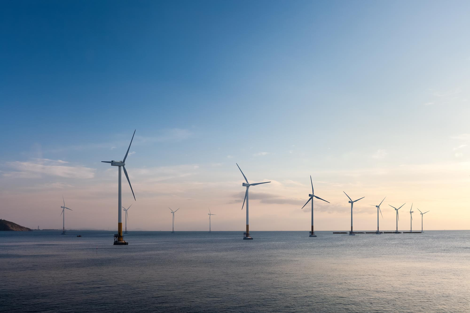 World first as wind turbine upgraded with high temperature superconductor