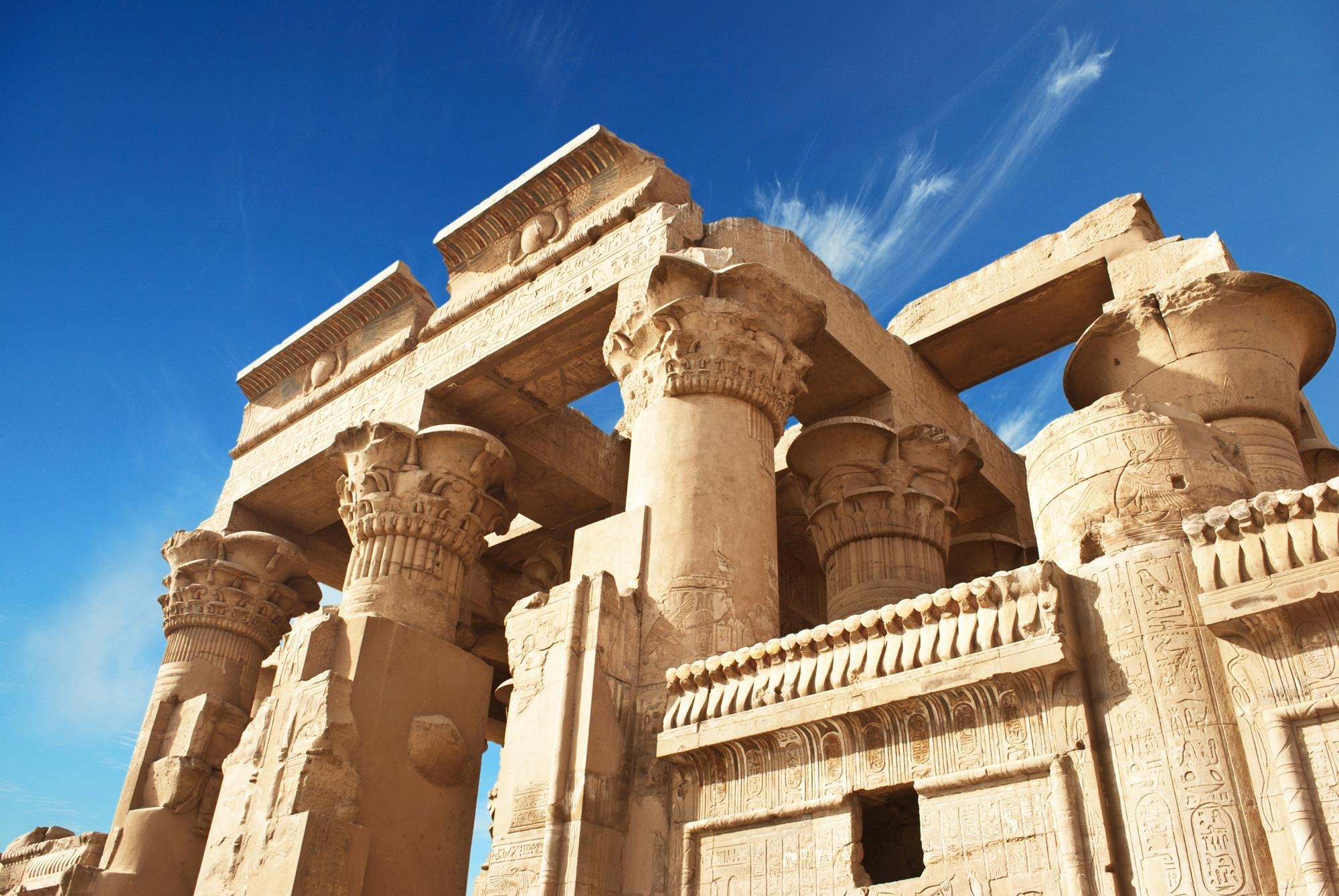 Ancient Egyptian Uprisings Triggered By Volcanic Eruptions