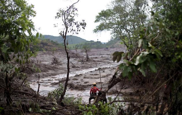 Brazilian mine disaster releases dangerous metals