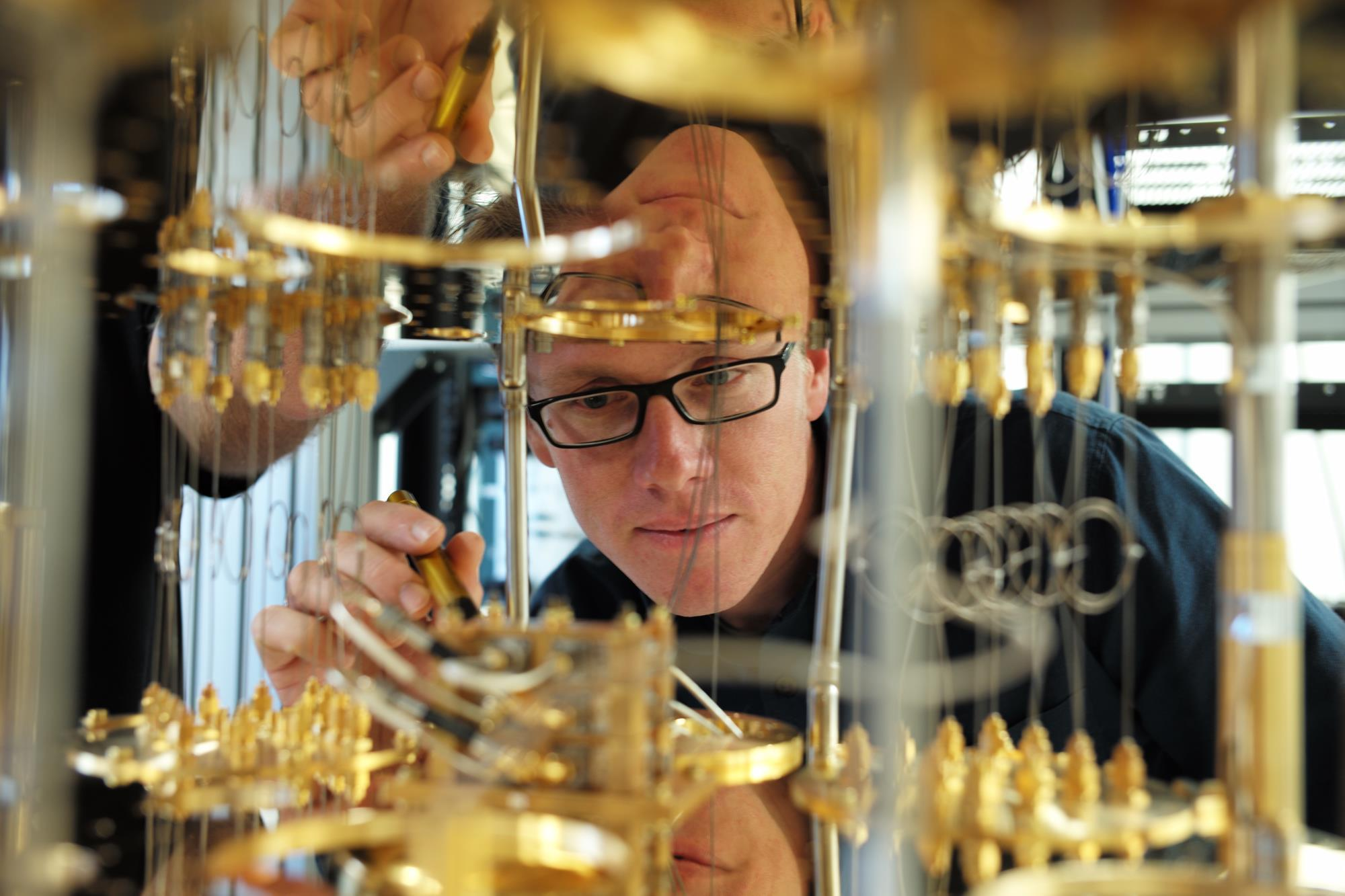 IBM's first commercial quantum computer | News | Chemistry World