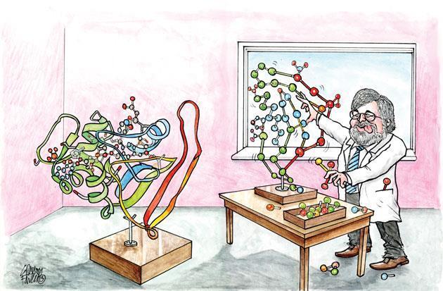 Natural born chemists   Opinion   Chemistry World