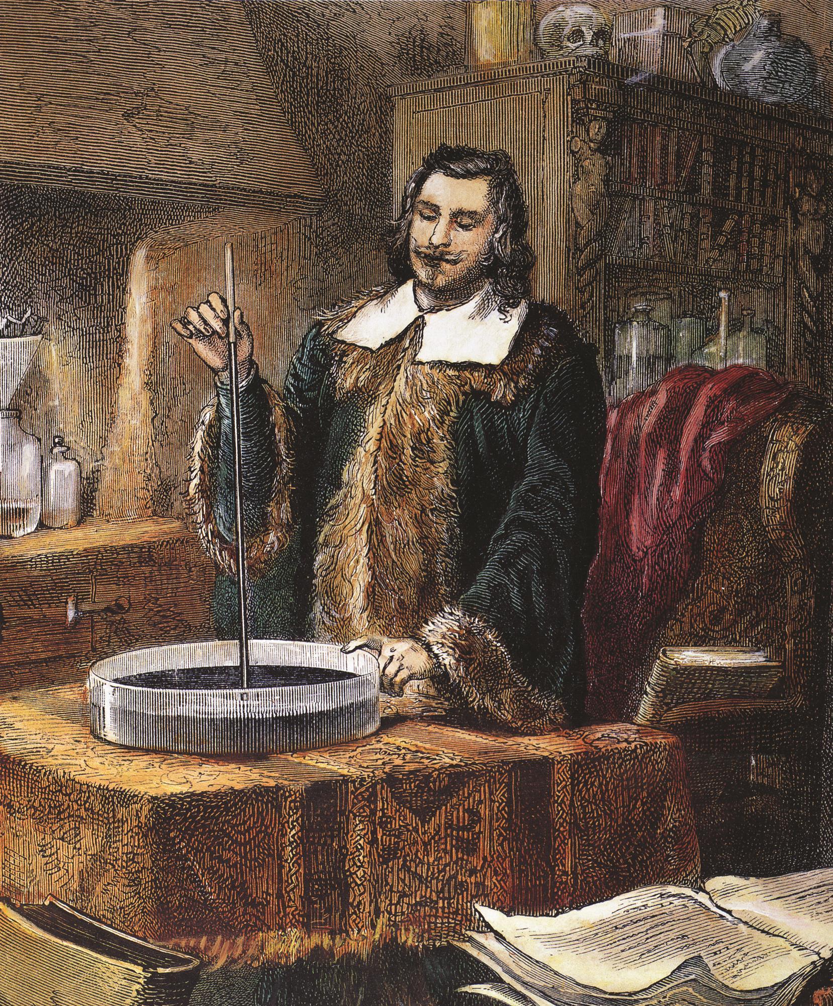Torricelli S Barometer Opinion Chemistry World