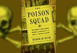 The book cover of The Poison Squad