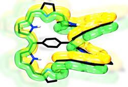 Quadruply Twisted Hückel Aromatic Dodecaphyrin
