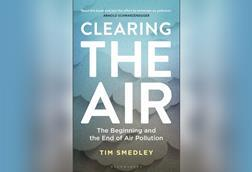 A picture of the cover of Clearing the Air