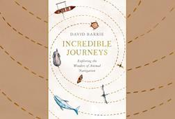 An image showing the book cover of Incredible Journeys