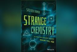 Front cover of Strange Chemistry by Steven Farmer