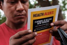 Fentanyl health alert
