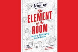 Helen Arney and Steve Mould – The element in the room