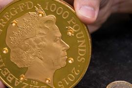 Goldsmiths coin