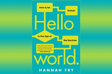 A picture of Hello World Book Cover