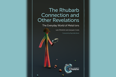 A picture of The rhubarb connection Book Cover