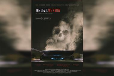 A picture of the cover of The Devil We Know