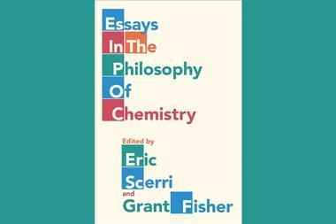 Essays in the philosophy of chemistry index