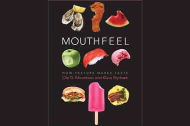 Ole Mouritsen and Klavs Styrbæk – Mouthfeel: how texture makes taste front cover