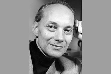 A picture of Manfred Eigen
