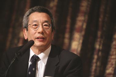 Roger Tsien - Nobel Prize in Chemistry laureate