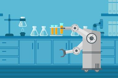 robot chemist