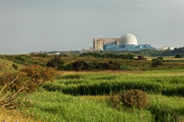 Sizewlell A and B powerstations