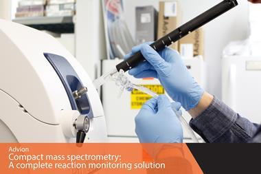 Advion – Compact mass spectrometry whitepaper
