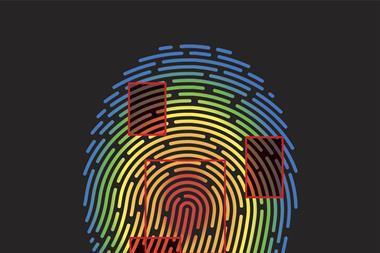 DNA fingerprinting concept