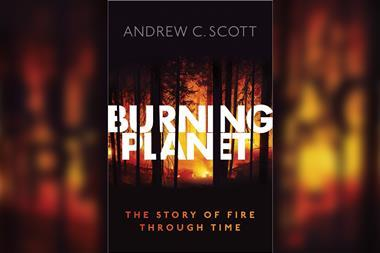 Andrew C Scott – Burning planet