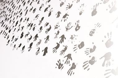 Hand prints concept - Hero 04