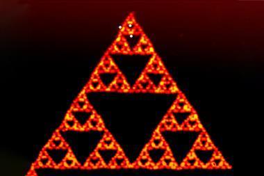 sierpinski triangle index
