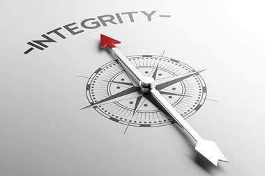 Integrity illustration