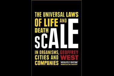 Scale – Geoffrey West