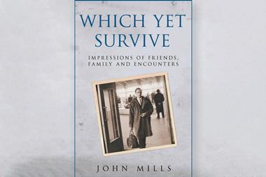 Cover of Which yet survive by John Mills