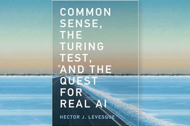 Cover for Common sense, the Turing test and the quest for real AI by Hector J. Levesque