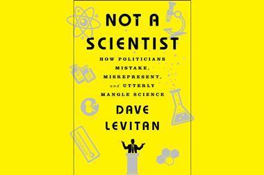 Not a scientist – Dave Levitan